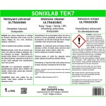 Sonixlab TEK7 special mild electronic component cleaner